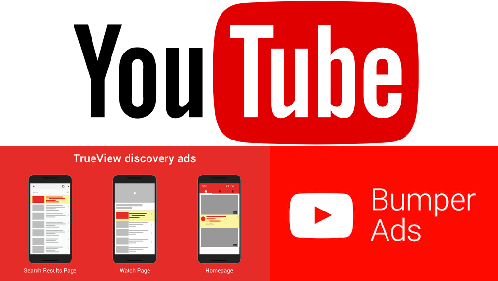 TrueView Video & Bumper Ads – YouTube Ad Guide by Marcabees Image